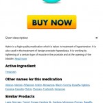 Big Discounts. Where To Buy Hytrin In Stores. Online With A Prescription