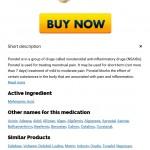 Brand Mefenamic acid Price