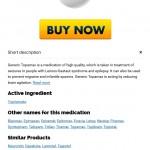 Buy Generic Topamax Online | Generic Online Pharmacy