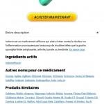 Indocin 25 mg prix – Avec Prescription – Les moins chers des médicaments en ligne
