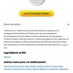 Soutien à la clientèle 24/7. Prix Ventolin. Livraison express