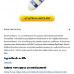 Celebrex 100 mg A Vendre Quebec