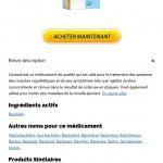 Prix Medicament Lioresal